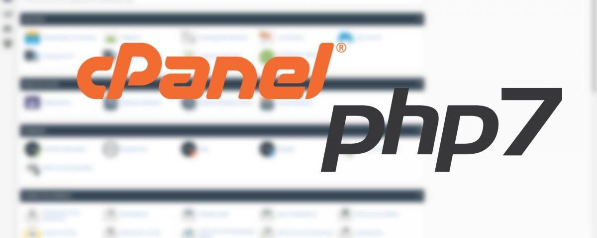 cpanel php 7